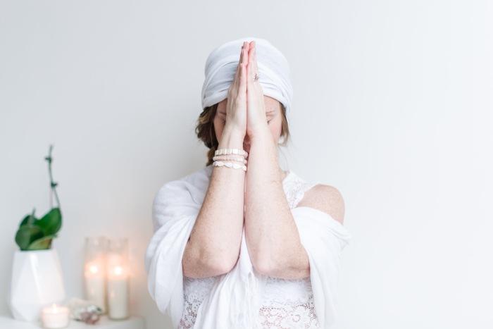 Gratitude, Sat Nam, Namaste, Intuitive Healing Mandala, testimonials